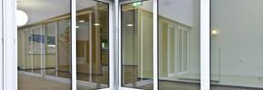 Commercial Sliding Door Repairs in Glass, Timber or Aluminium