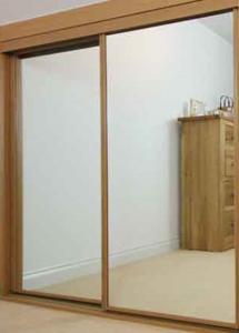 Wardrobe door repairs