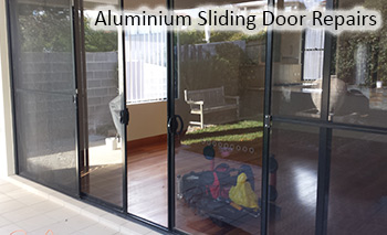 aluminium sliding door repairs