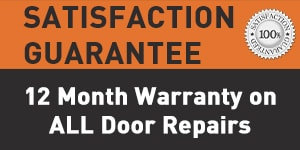 sliding door warranty