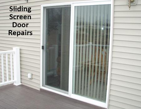 Screen Sliding Door Repairs