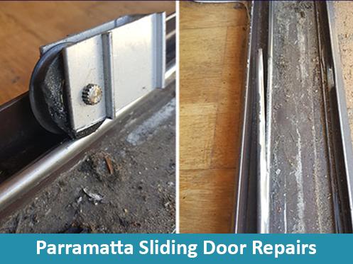parramatta sliding door repairs sydney